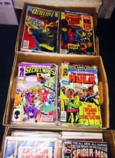 20 DC and MARVEL Comic Books from the 90's: 'Grab-Bag'