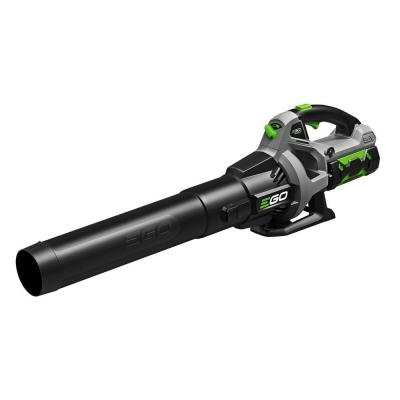 EGO 110 MPH 530 CFM Variable-Speed Turbo 56-Volt Lithium-Ion Cordless Electric Blower