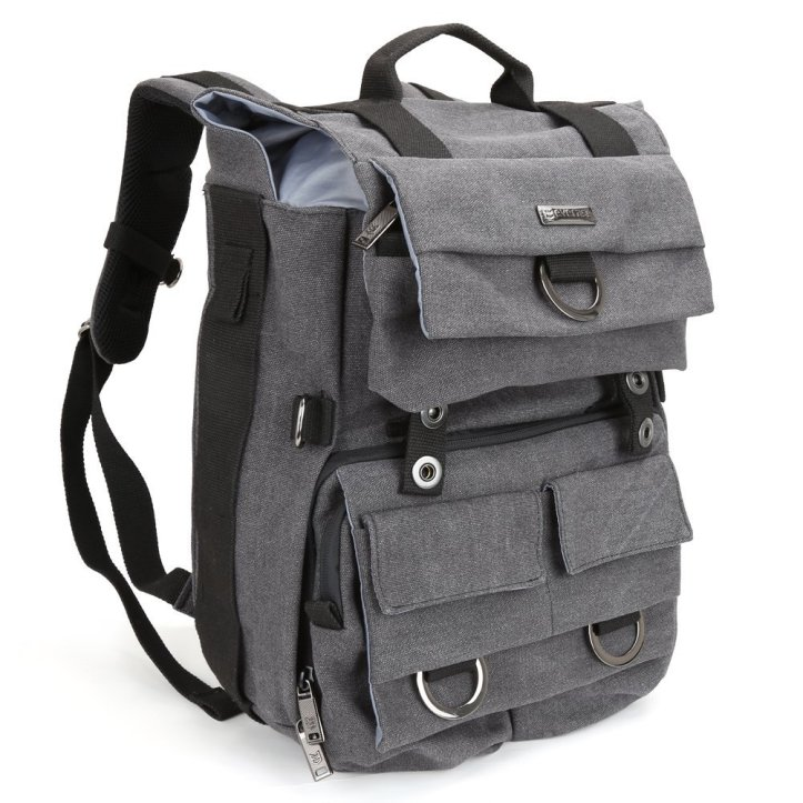 72% off! Evecase Canvas DSLR Travel Camera Backpack