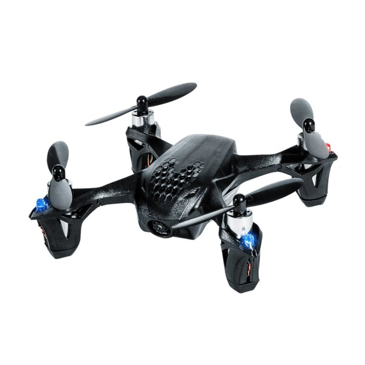 HUBSAN H107D X4 Quadcopter Drone with FPV Camera