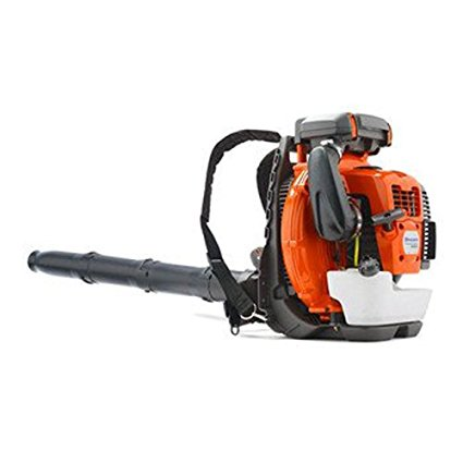 Husqvarna 966629602 75.6cc 4.3 HP Gas Backpack Blower