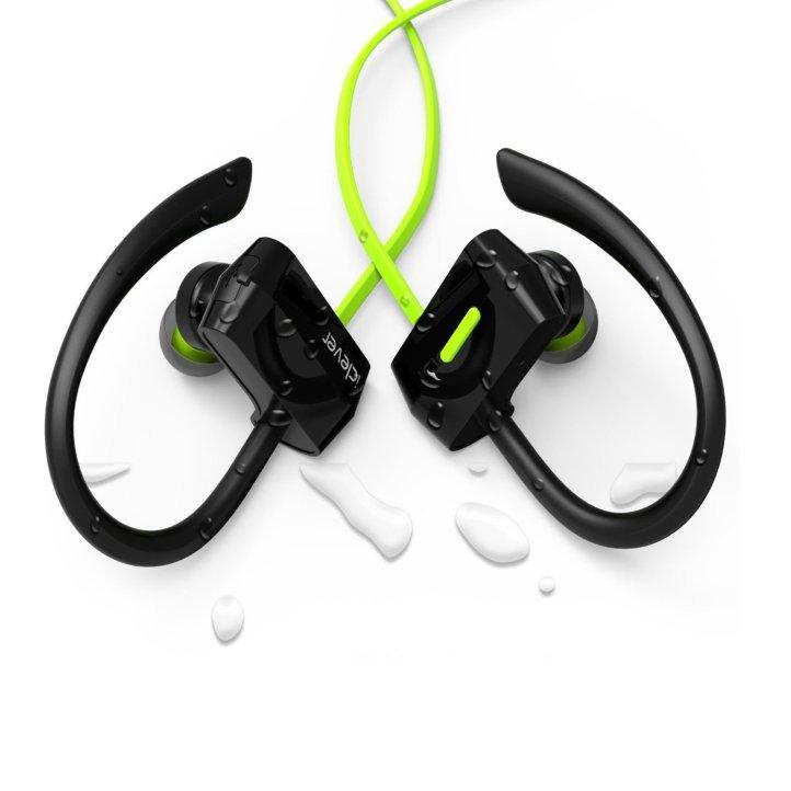 80% Off! iClever Bluetooth Headphones 4.1 Wireless Sport In-Ear Noise Cancelling Sweatproof Sports Earphone
