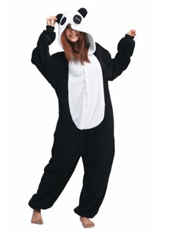 iNewbetterSleepsuit Costume Cosplay Lounge Wear Kigurumi Onesie Pajamas Panda