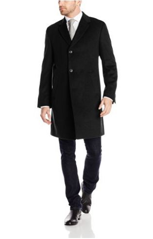 72% Off! Kenneth Cole REACTION Men's Raburn Wool Top Coat