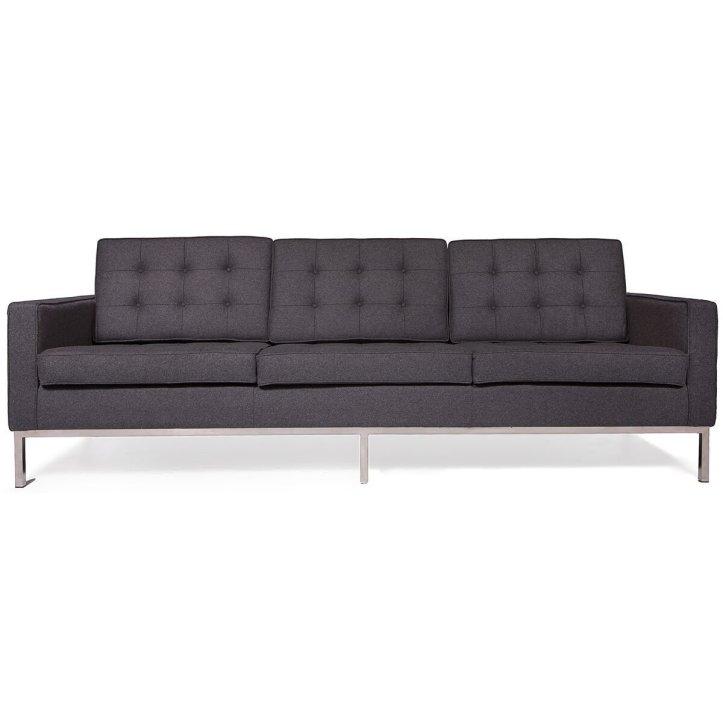 LeisureMod Modern Florence Style Sofa
