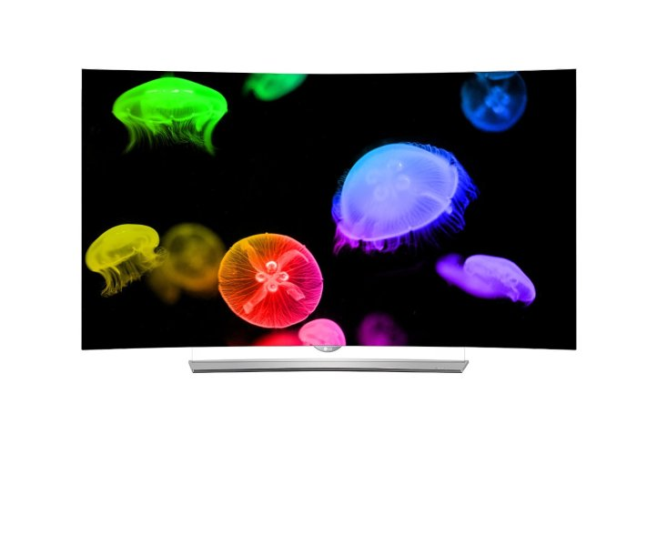 LG Electronics 55EG9600 55-Inch 4K Ultra HD Curved Smart OLED TV