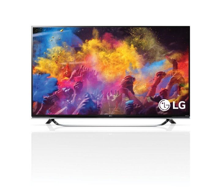 LG Electronics 60UF8500 60-Inch 4K Ultra HD 3D Smart LED TV