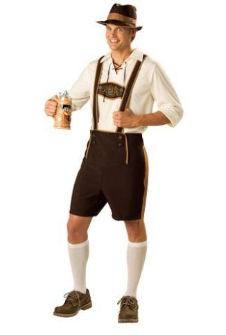 Men's Bavarian Costume