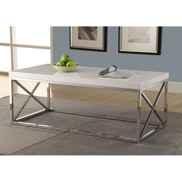 Monarch Metal Cocktail Table
