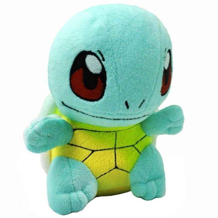 Pokemon Squirtle/Zenigame Rare Soft Plush Toy Doll