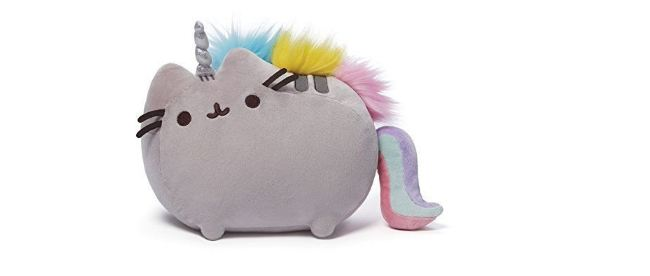 Pusheenicorn Stuffed Pusheen Plush Unicorn