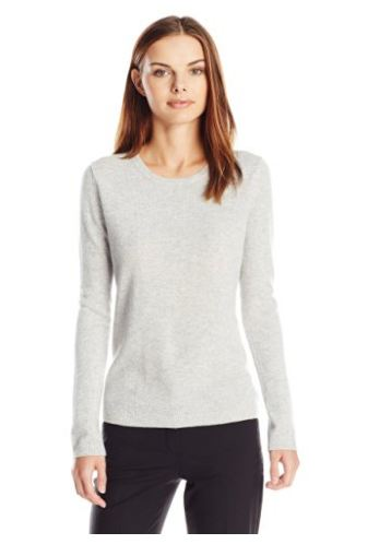 Slim-Fit Crewneck Sweater
