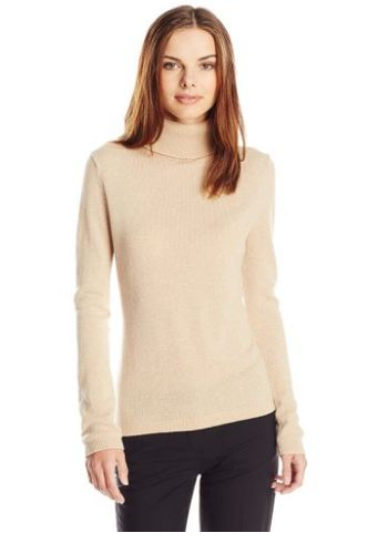 Slim-Fit Turtleneck Sweater
