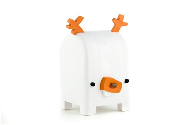 Toymail Free Voice Messaging for Kids, Buck the Deer Mailman
