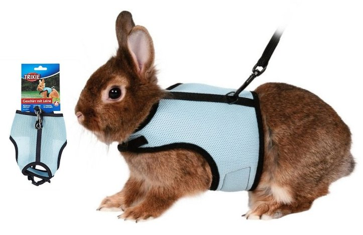 Trixie Soft Harness For Rabbits