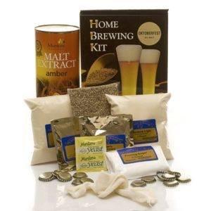 Oktoberfest Home Brewing Kit