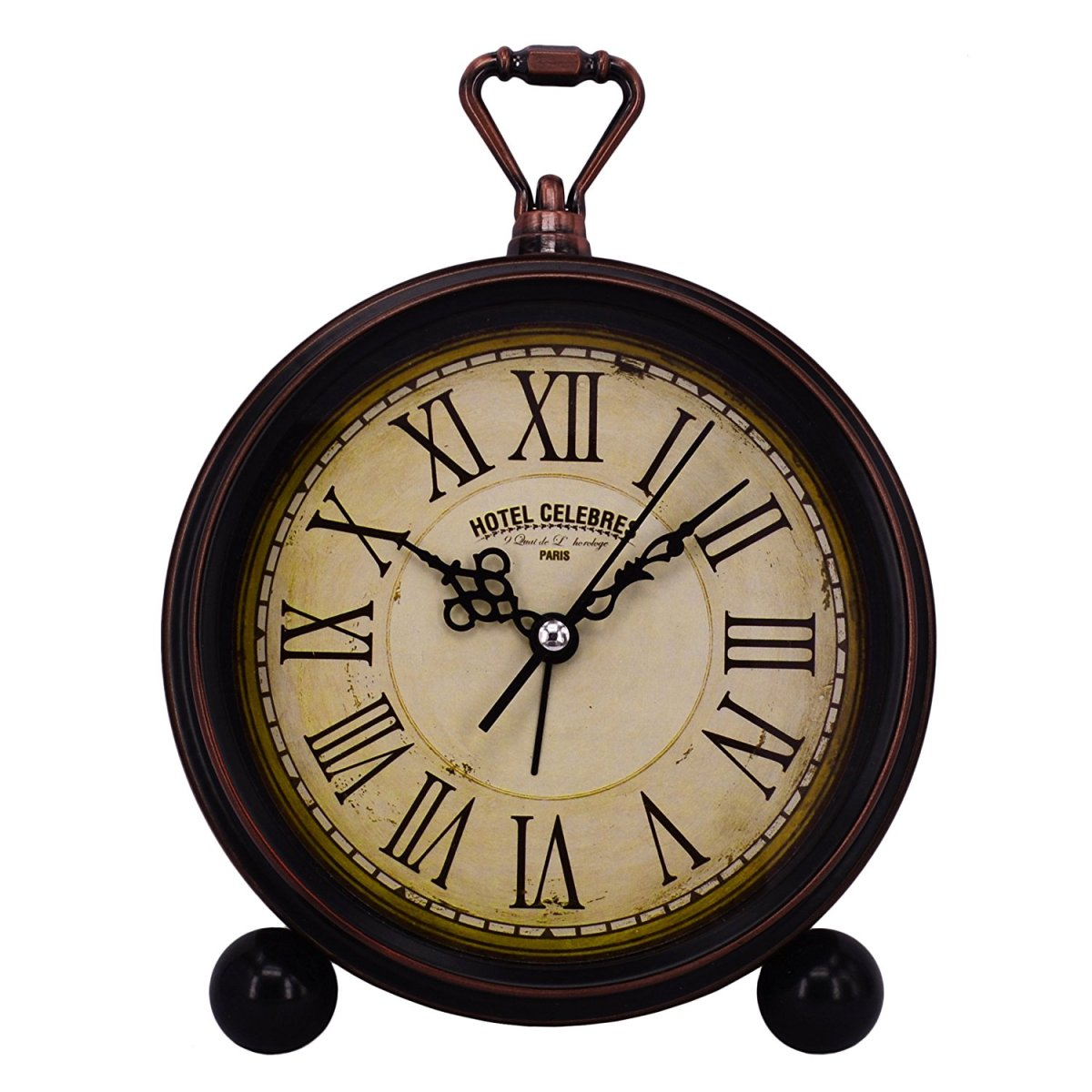 List O 5 Best And Uniquely Designed Table Alarm Clocks